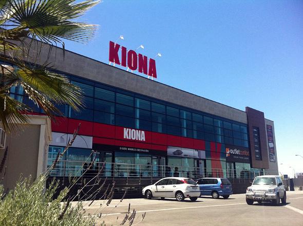Foto muebles kiona de asesoramiento y proyectos pkmyr s l - Kiona asturias ...