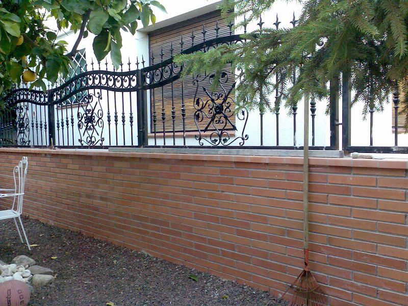 Foto muros de contencion de reformas en barcelona 285887 for Muro de contencion precio