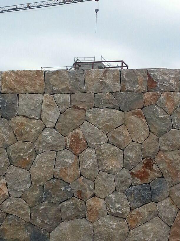 Muros de pared seca