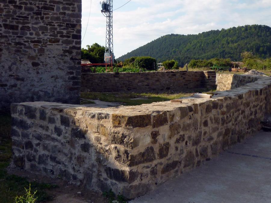 Foto muros de piedra 2 de construcciones kaleberri - Muros de piedra ...