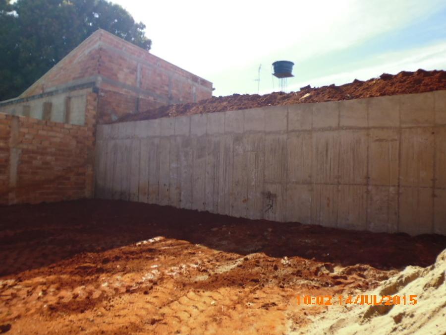 Foto muro de hormigon armado de am multiserveis 1163749 for Muro de concreto armado