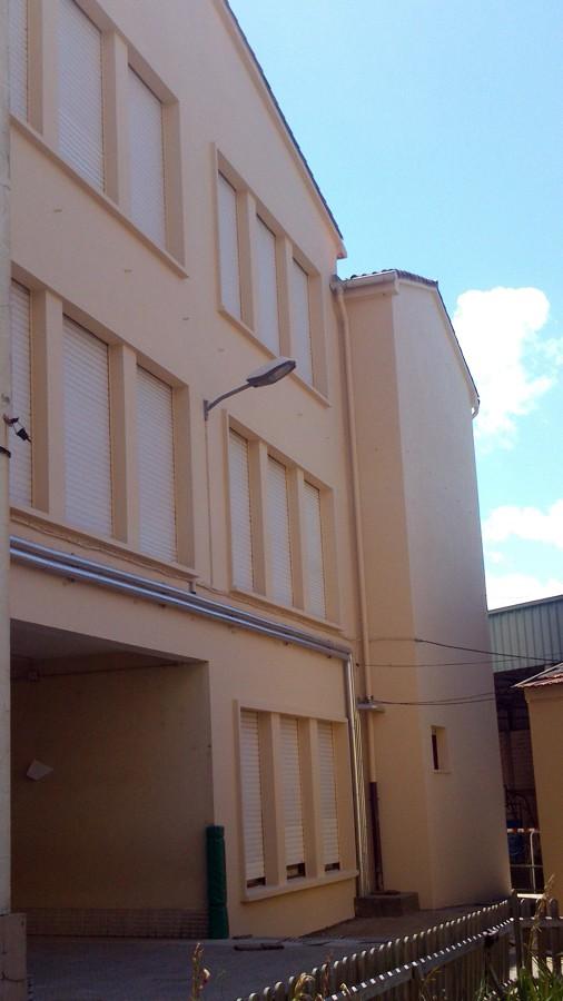 Rehailitación Fachada Colegio Coia Vigo DESPUÉS
