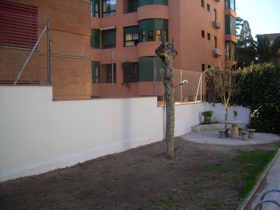 Construcción de Muro Divisorio entre Inmuebles