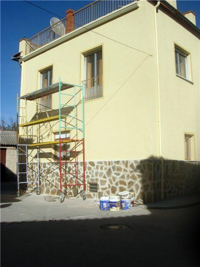 Rehabilitacion de Fachada en Segovia