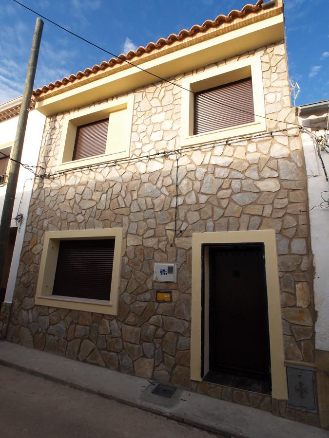 Foto vivienda unifamiliar en buenache de alarc n de mariano oviedo arquitecto t cnico 488126 - Arquitectos en oviedo ...