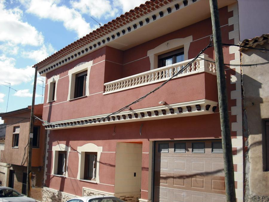 Vivienda Unifamiliar en Quintanar del Rey