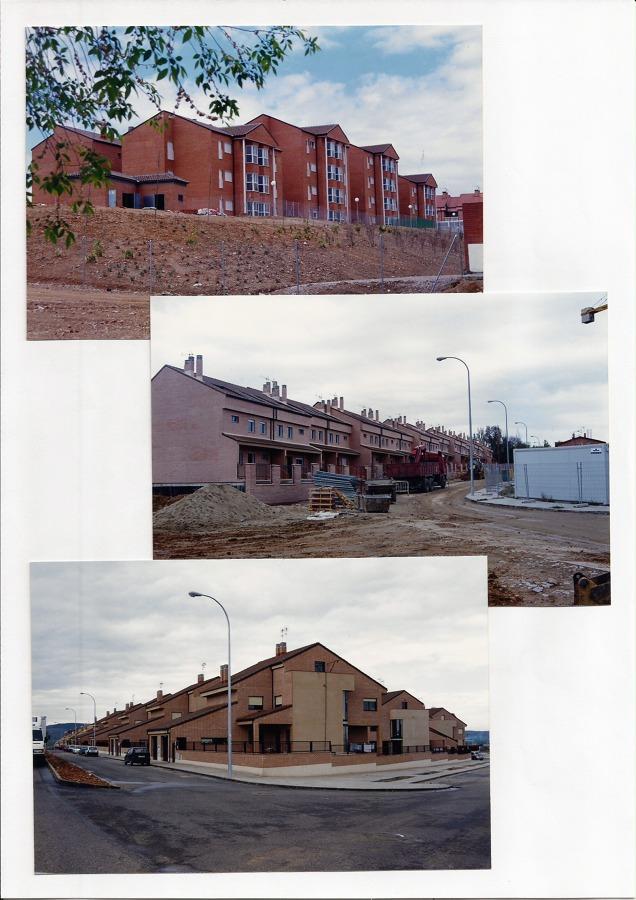Construcción de 56 Viviendas, 22 Chalets adosados y 20 Chalets pareados.