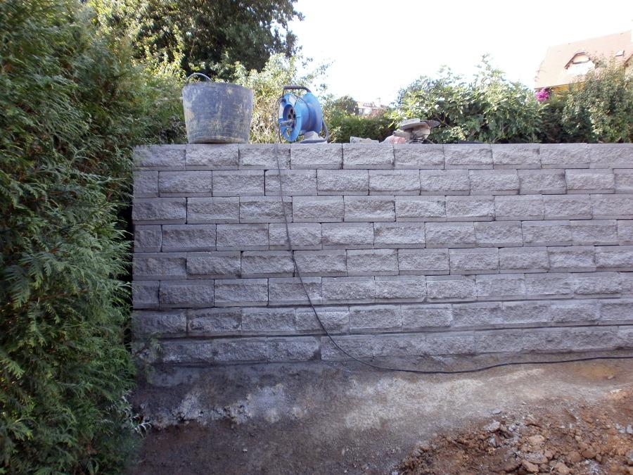 MURO CONSTRUCCION TIERRAS