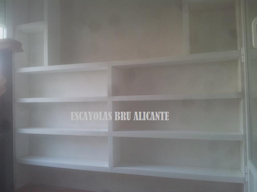 Foto mueble de escayola a medida de escayolas bru 489951 - Mueble de escayola ...