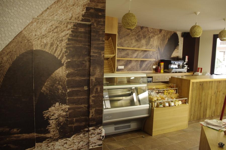 Habilitación de local como panadería cafetería