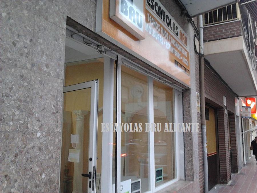 escayolistas en Alicante
