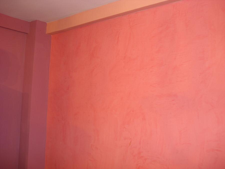 Foto estuco veneciano de color rosa de pinturas kar - Pinturas estuco veneciano ...