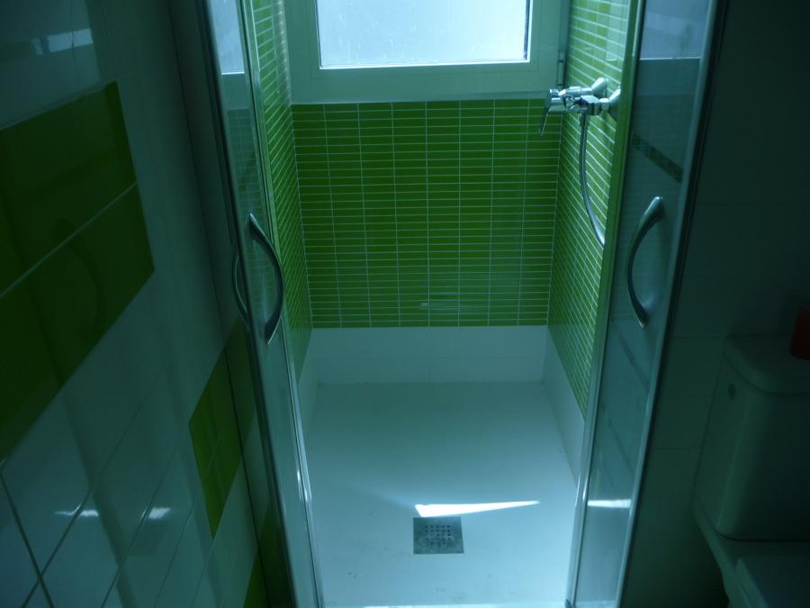 Montaje de Plato de ducha, Alicatado, solado
