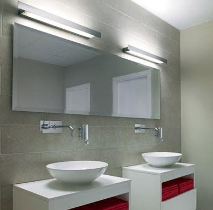 Foto espejos para ba os de cristaler a las pir mides s l - Espejos para gimnasio ...