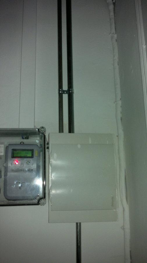 Instalaciones y Montaje de Cuadro Electrico.