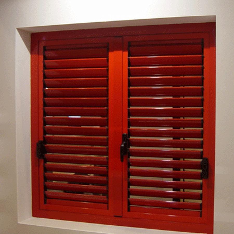Foto ventanas mallorquinas de lama m vil y fija de nou for Ventanales mallorquinas