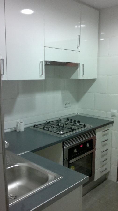 Foto reforma integral cocina bcn de idatecnic 499334 - Reforma integral cocina ...