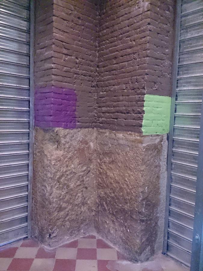 Foto pintura de ladrillos de reformas y proyectos angel - Pintura color ladrillo ...