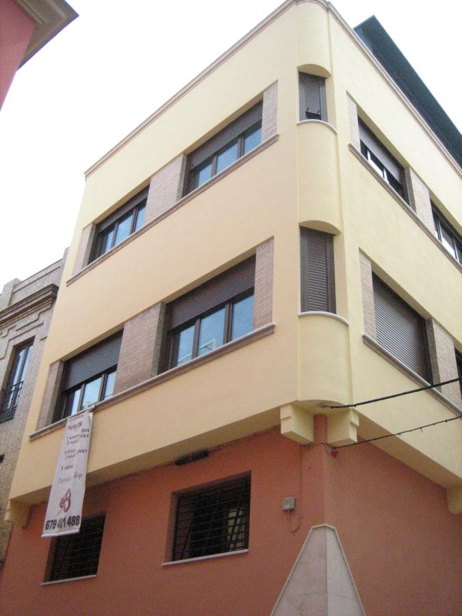 Rehabilitación de un edificio de viviendas.