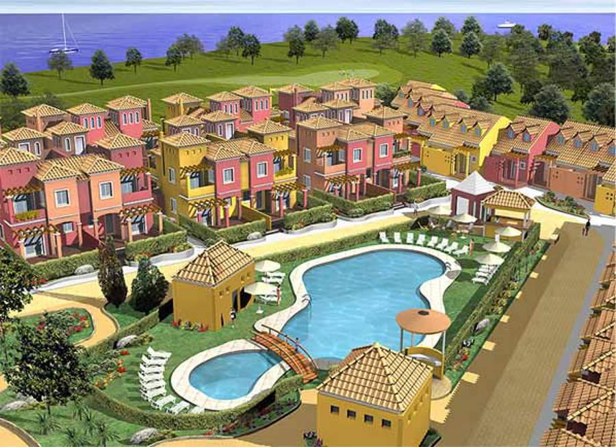 imagen del proyecto de 142 viviendas y urbanización complementaria