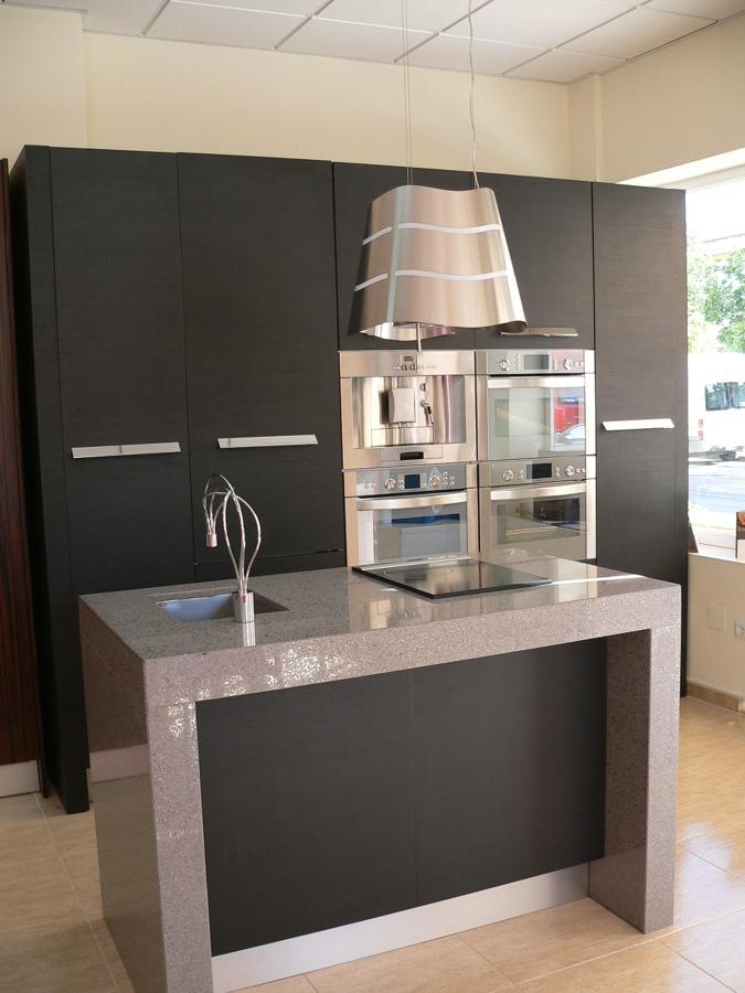 Foto cocina exposici n de basika estudio de cocinas - Exposicion cocinas barcelona ...