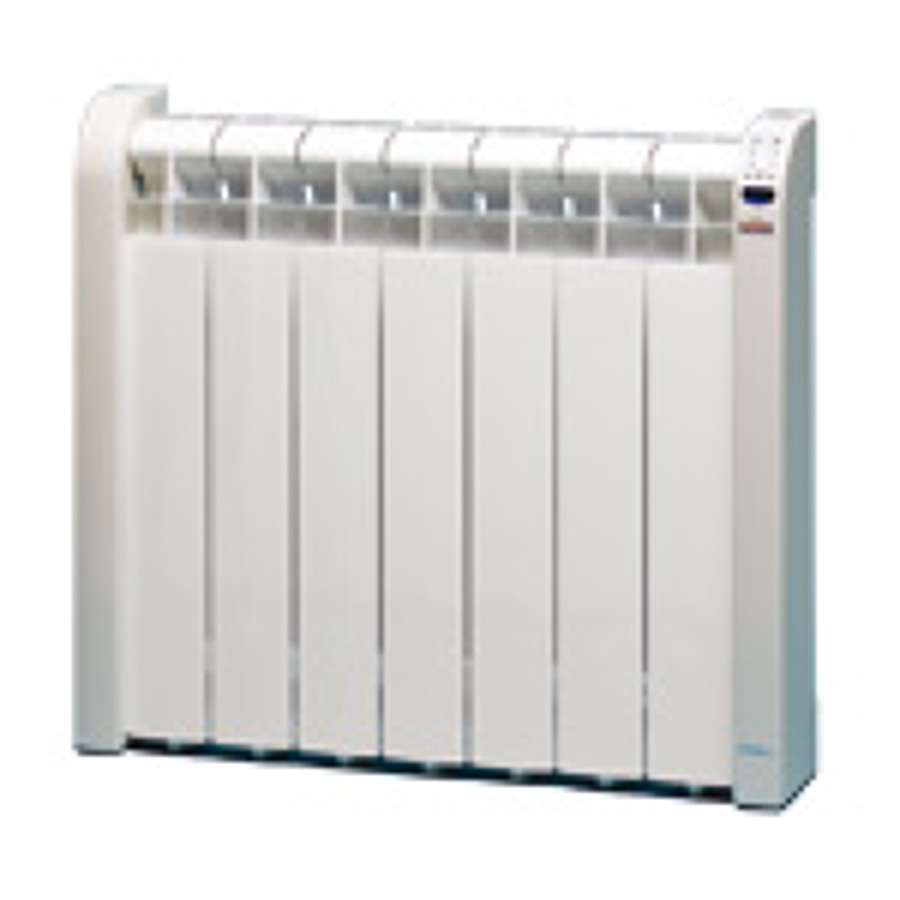 Foto calefaccion electrica de electricidad vcg 505142 for Calor azul consumo mensual