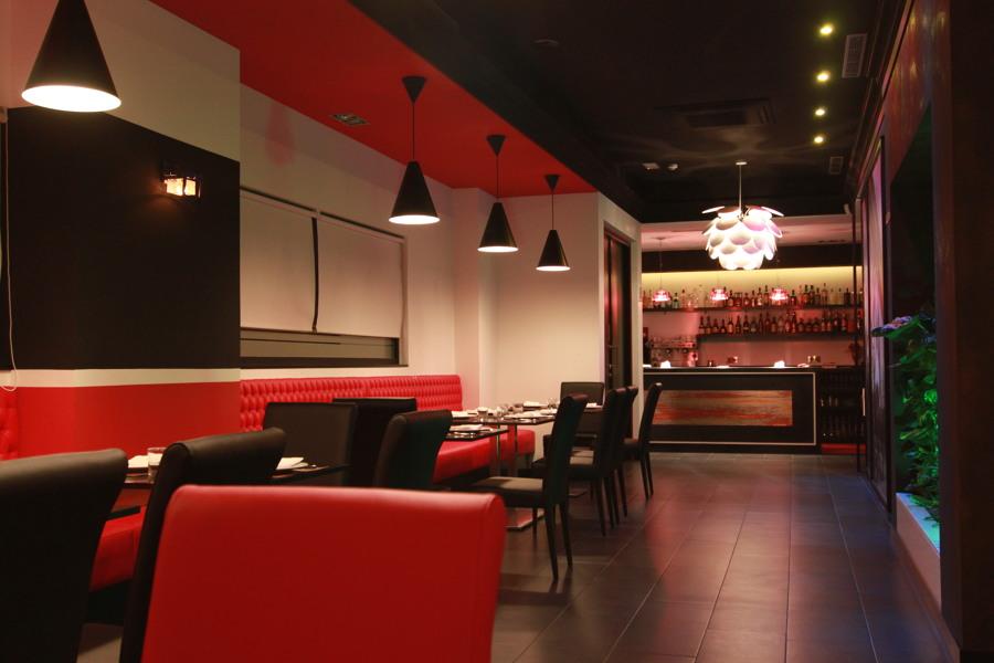 Restaurante Natividad. Resultado de la obra
