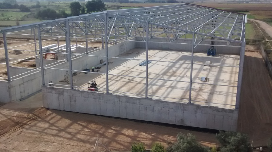 Nave agrícola