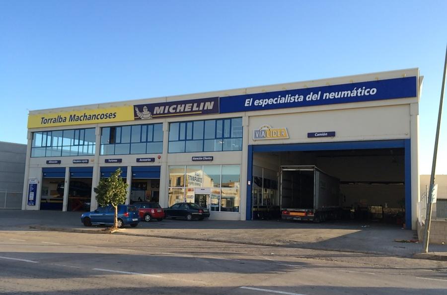 Nave Industrial en Alcacer