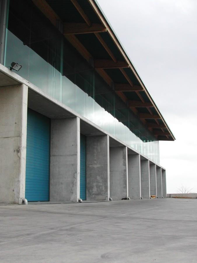 Nave industrial en Mataró.
