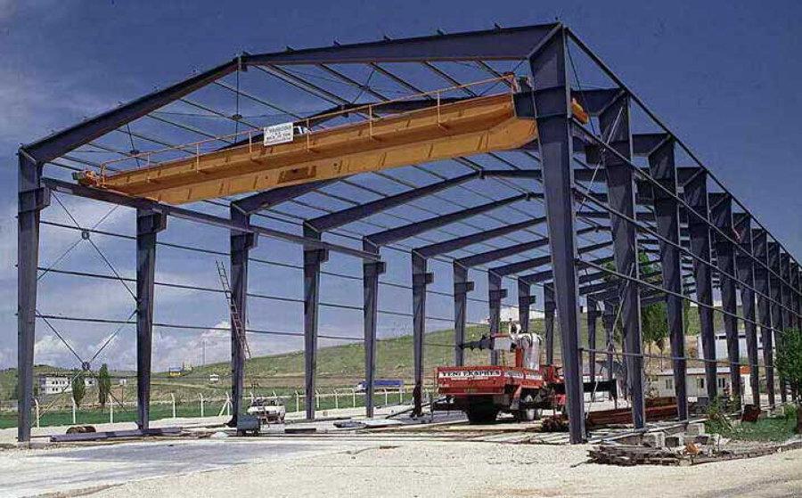 estructura nave
