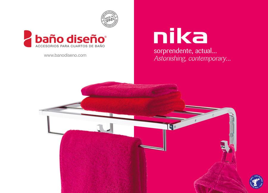 Accesorios De Baño Nika:Foto: Accesorios de Baño Nika de Baño Diseño #867300 – Habitissimo