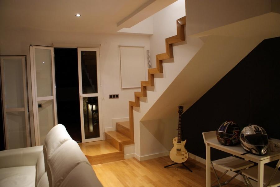 No encontrará una escalera mejor hecha.