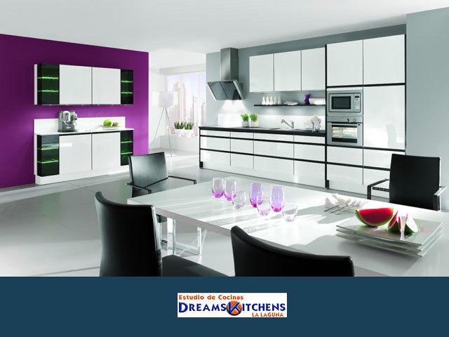 Foto nobilia 4 de cocinas dreams kitchens 194209 for Muebles paco palencia