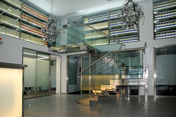 Notaria. Oficinas
