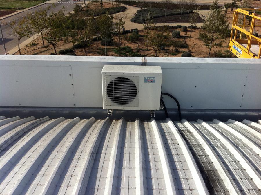 Nuestros Trabajos - Climatizacion