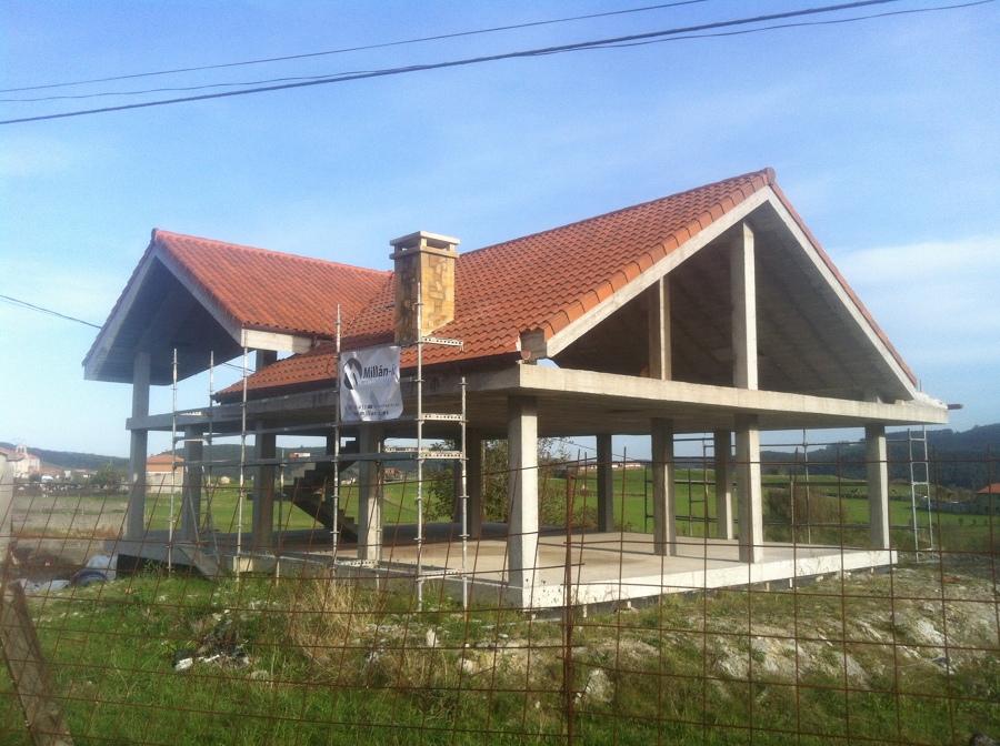 Nueva construcción de vivienda para promotor privado