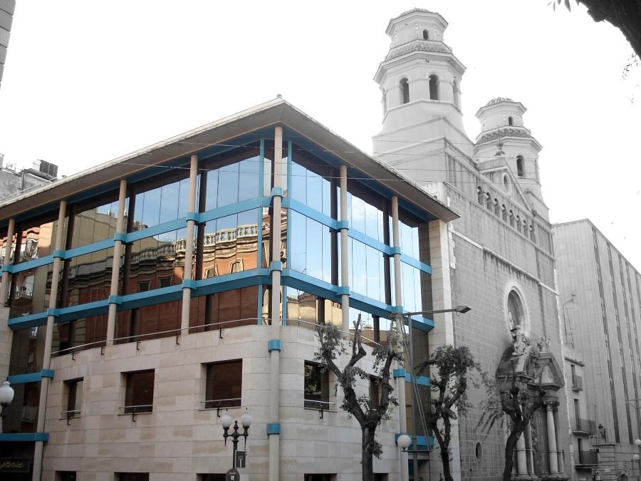 Foto nueva sede once tgn de sans arquitectes 263479 habitissimo - Sans arquitectes ...