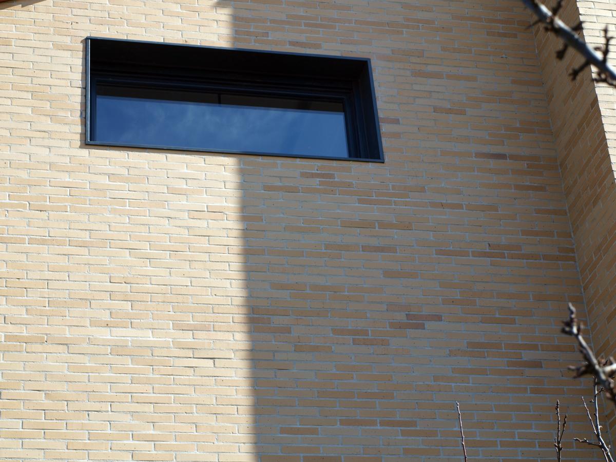 Nueva ventana en fachada