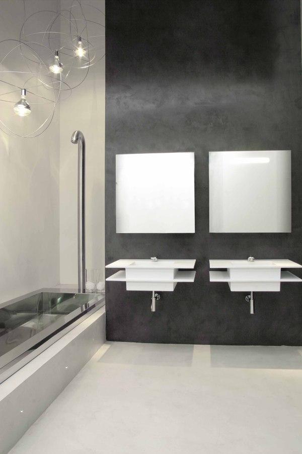 Nuevo concepto de baño