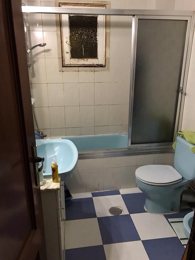 Reforma de baño en Móstoles ( antes 2)