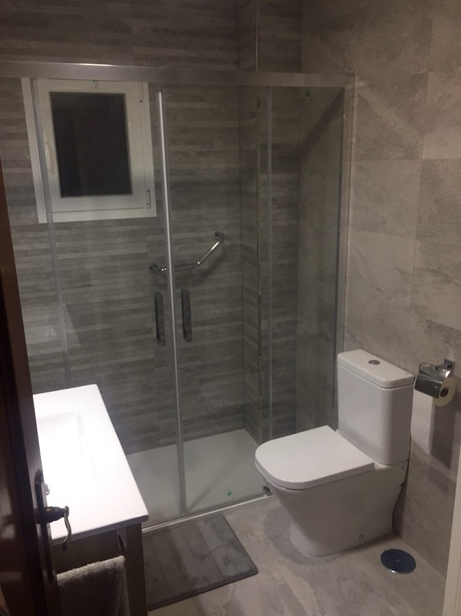 Reforma de baño en Móstoles ( después 3)