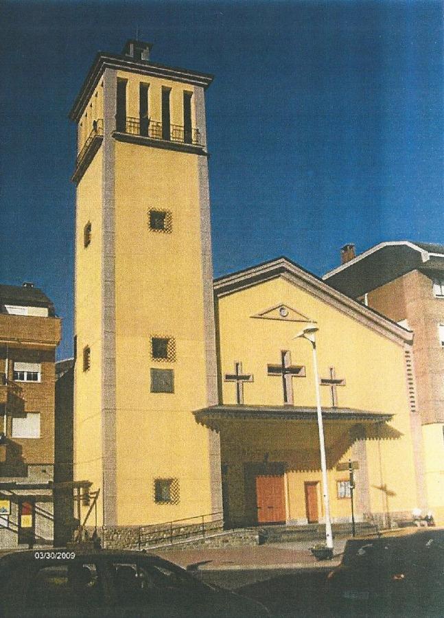 Rehabilitación de Fachada Iglesia 2
