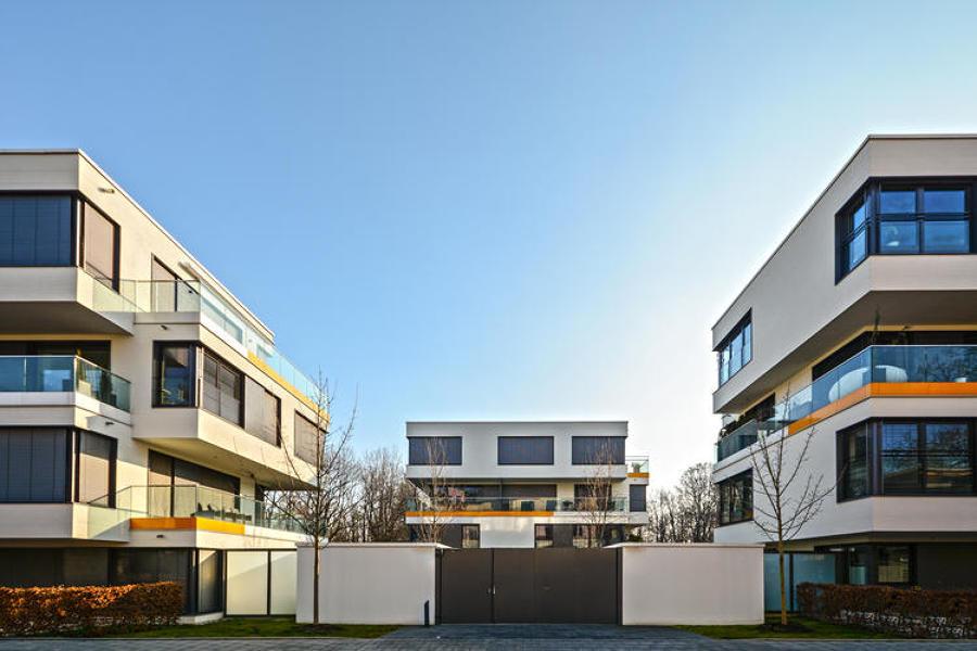 Construcción viviendas plurifamiliares