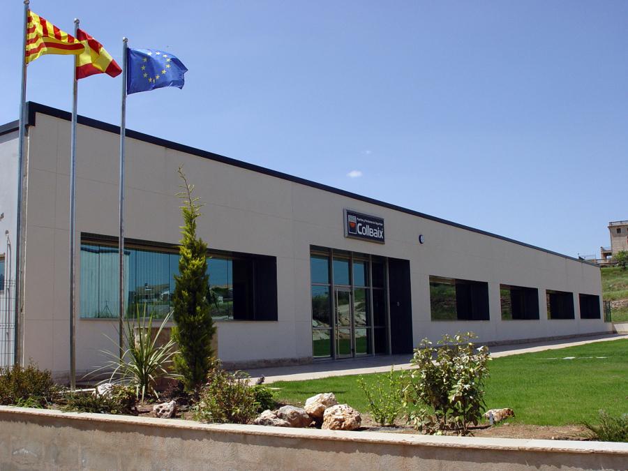 Oficinas Centrales Collbaix