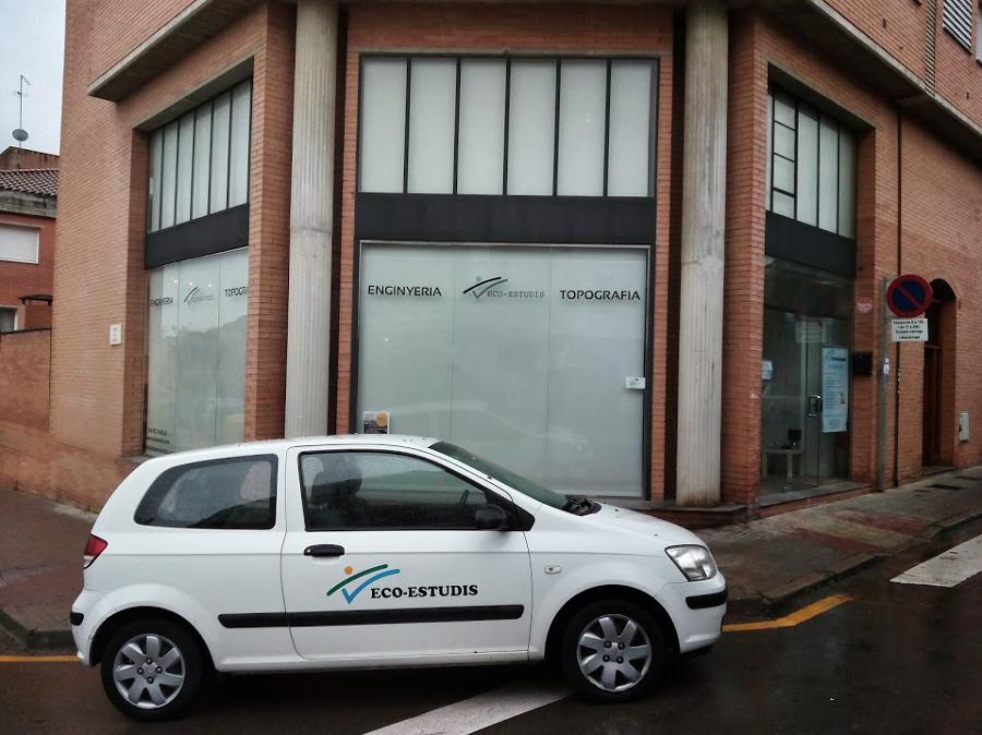 Foto oficinas de la c catalunya de castellar del vall s for Caja de cataluna oficinas