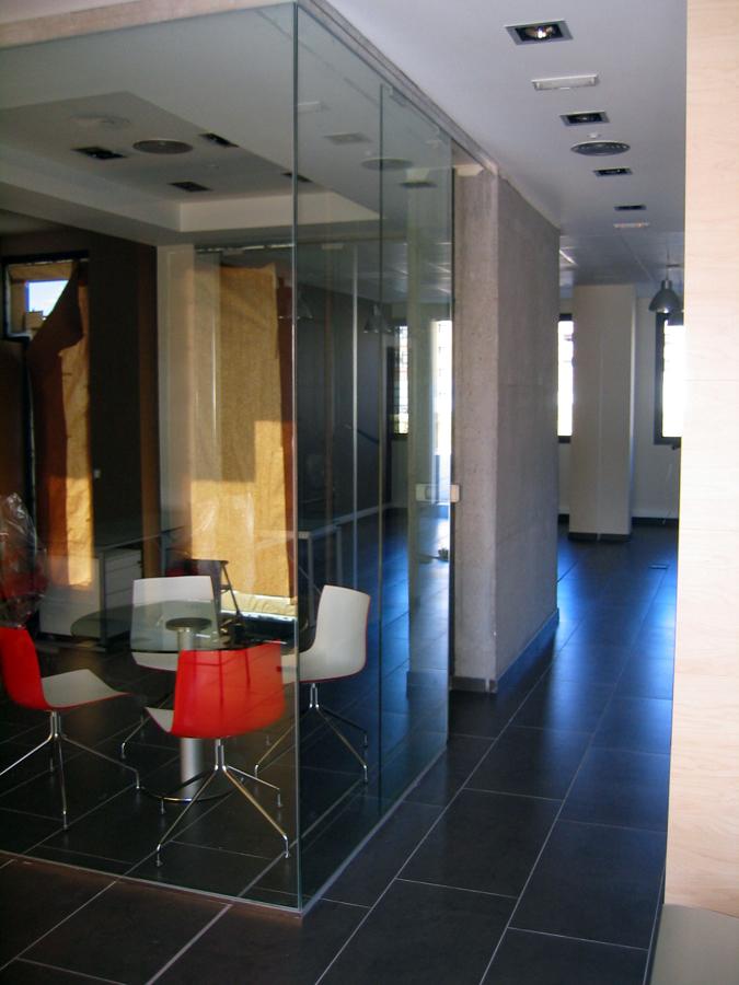 Oficinas de UNO publicidad.
