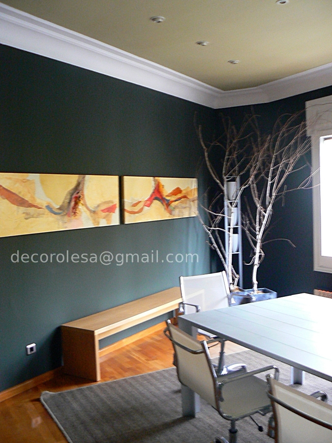 Foto oficinas elegantes de decorolesa 171353 habitissimo for Oficinas sabadell malaga