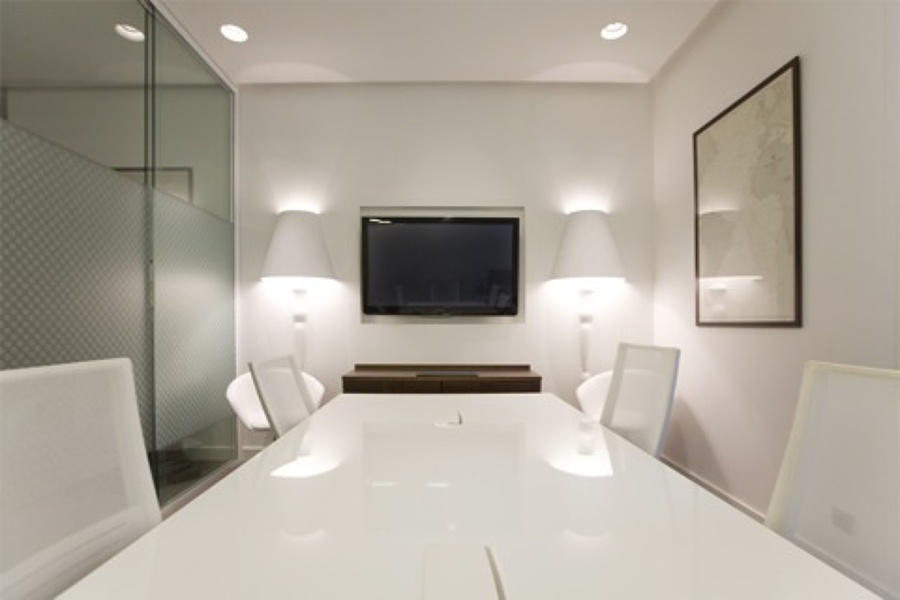 Foto oficinas madrid de sube interiorismo 552205 - Oficinas real madrid ...