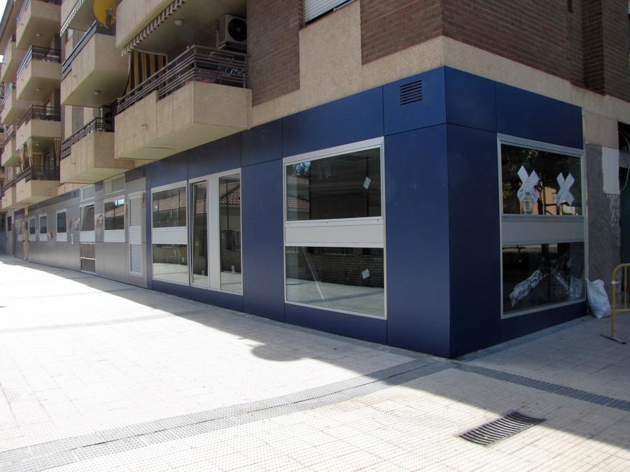 Foto oficinas rey ardid zaragoza de contratas hijar s l for Oficinas real zaragoza